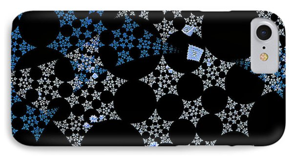 Snowflakes By Jammer IPhone Case by First Star Art
