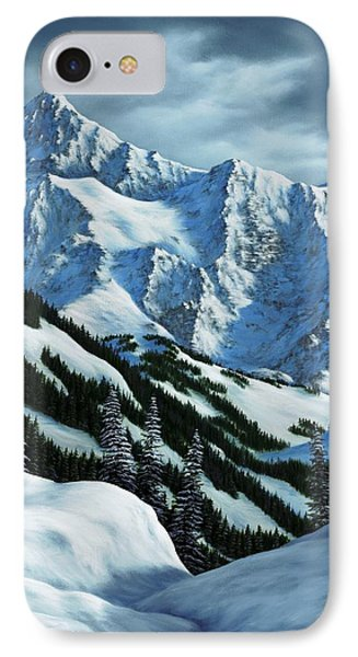 Snowpack IPhone Case by Rick Bainbridge