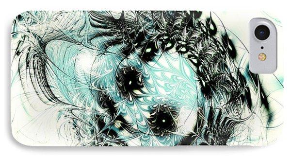 Snowy Owl Phone Case by Anastasiya Malakhova
