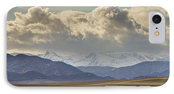 Snowy Rocky Mountains County View Phone Case by James BO  Insogna