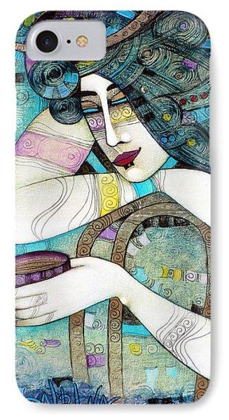 So Many Memories... Phone Case by Albena Vatcheva