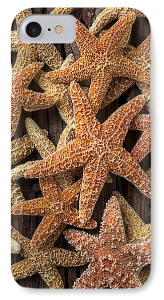So Many Starfish IPhone Case by Garry Gay