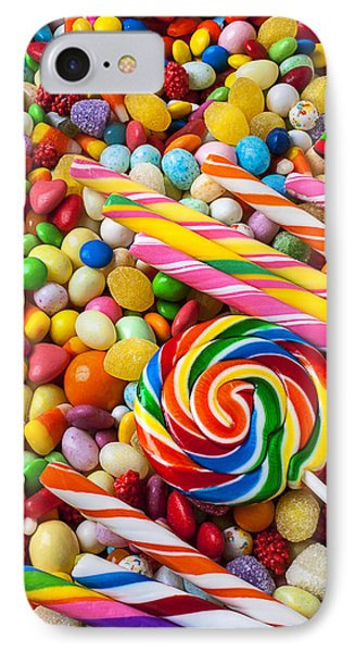 So Much Candy IPhone Case by Garry Gay