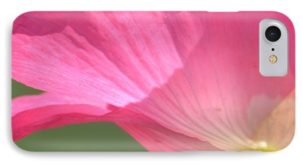 So Pretty Pink Poppy IPhone Case