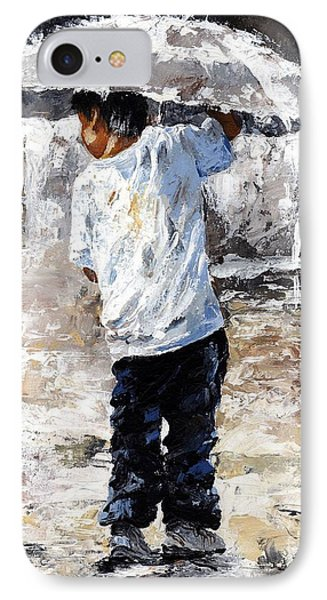 Soaked Phone Case by Emerico Imre Toth