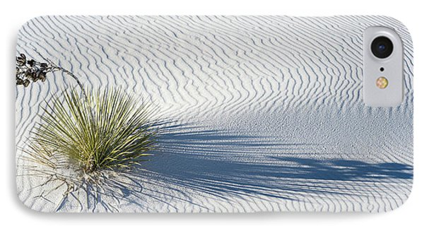 Soaptree Yucca Yucca Elata IPhone Case by Panoramic Images