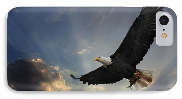 Soar To New Heights Phone Case by Lori Deiter