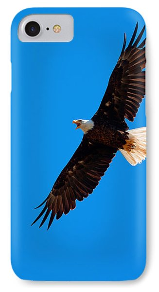 IPhone Case featuring the photograph Soaring by Aaron Whittemore