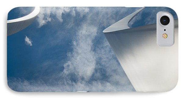 Soaring Air Force Monument IPhone Case