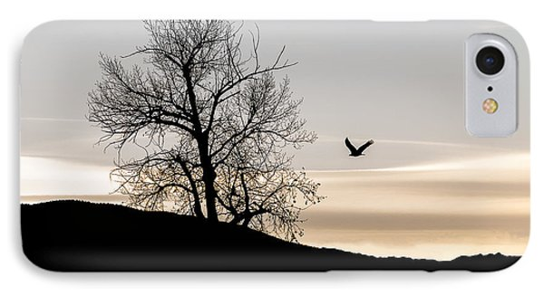 Soaring Eagle IPhone Case
