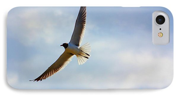IPhone Case featuring the photograph Soaring by Laurinda Bowling