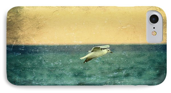 Soaring Seagull IPhone Case