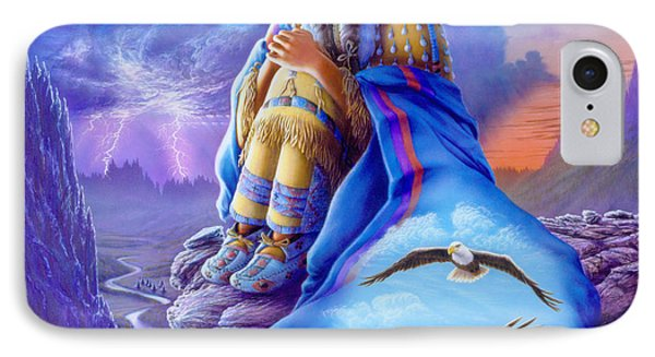 Soaring Spirit IPhone Case by Andrew Farley
