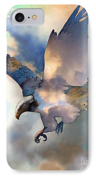 Soaring Phone Case by Ursula Freer