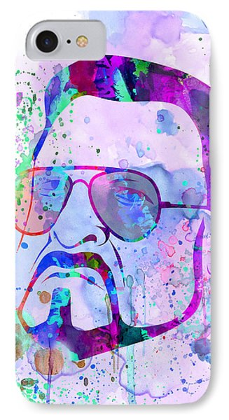 Sobchak Watercolor  IPhone Case