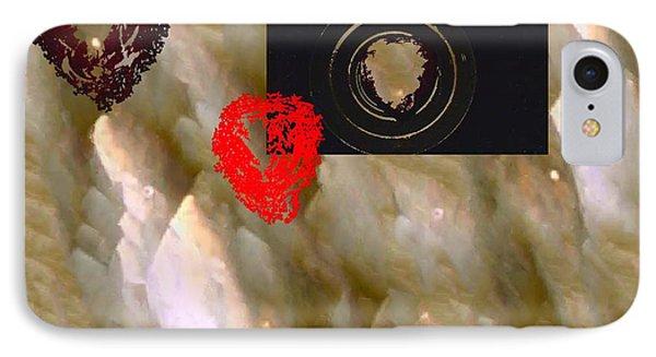 Sobre La Luna IPhone Case by Feile Case