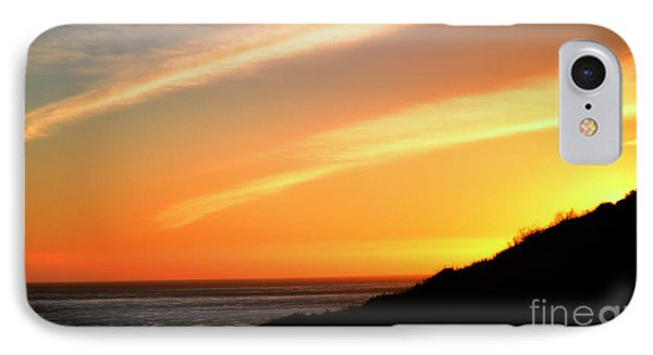 IPhone Case featuring the photograph Socal Coastal Sunset by Clayton Bruster