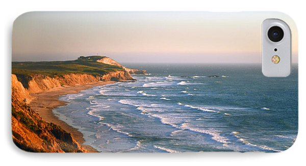 IPhone Case featuring the photograph Socal Coastline Sunset by Clayton Bruster