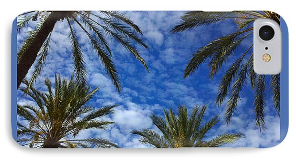 IPhone Case featuring the photograph So Cal Sky by Richard Stephen