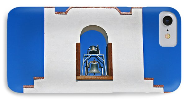 IPhone Case featuring the photograph Socorro Mission La Purisma by Kathleen Scanlan