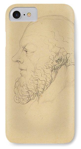 Socrates IPhone Case