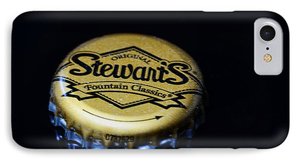 Soda - Stewarts Root Beer Phone Case by Paul Ward