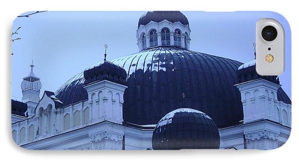 Sofia Synagogue In Bulgaria IPhone Case