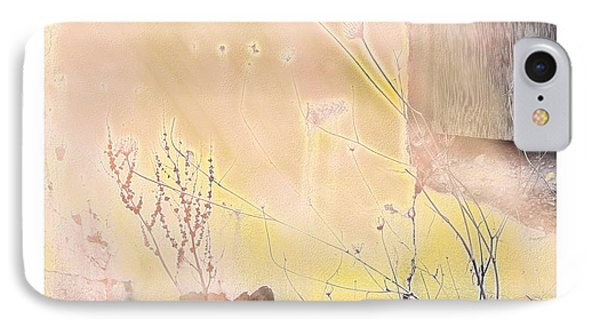 IPhone Case featuring the digital art Soft And Natural by Bob Salo