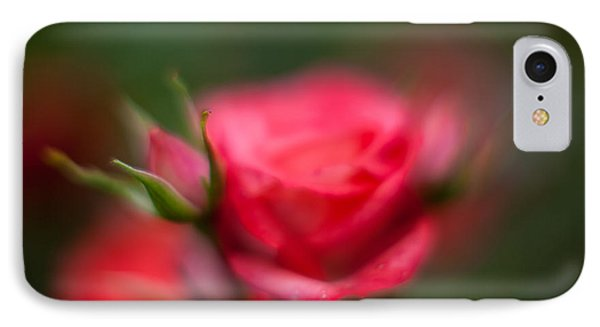 Soft And Peaceful Phone Case by Mike Reid
