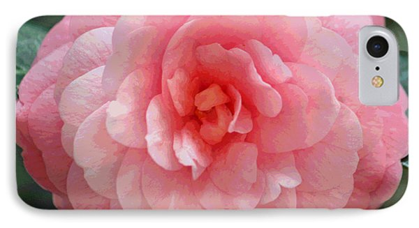 Soft And Pink Phone Case by Suzanne Gaff