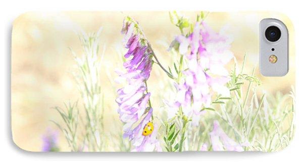 Soft Desert Flower IPhone Case by Rich Collins