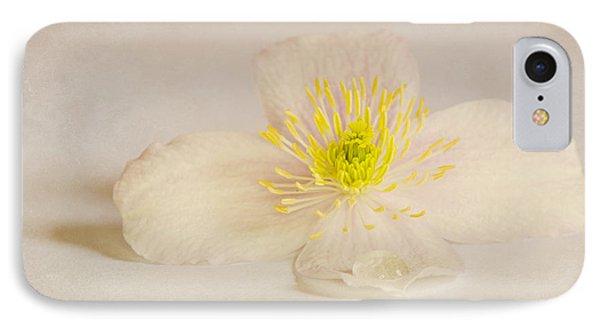 Soft Pink Flower Phone Case by Svetlana Sewell