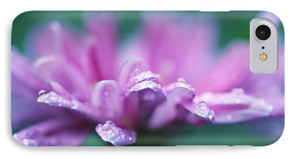 Soft Pink IPhone Case by Michaela Preston