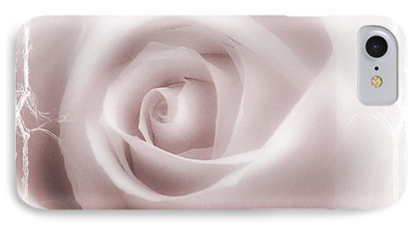 Soft Rose Phone Case by Michelle Frizzell-Thompson