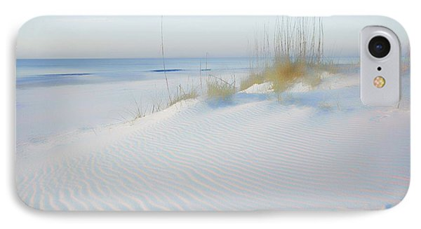 Soft Sandy Beach IPhone Case by Michael Thomas