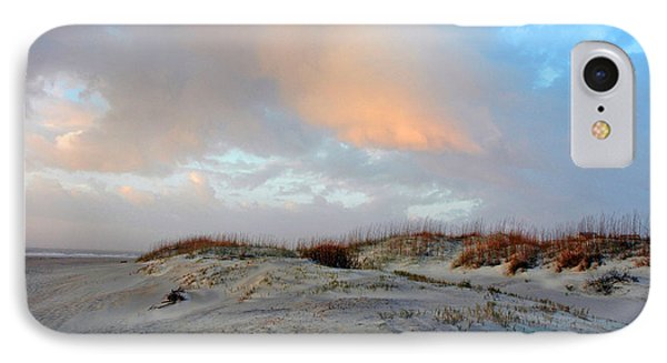 IPhone Case featuring the photograph Soft Sun Rise by Allen Carroll