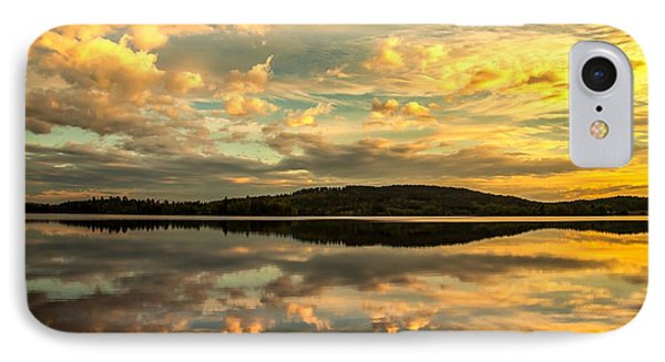 IPhone Case featuring the photograph Soft Sunset by Rose-Maries Pictures