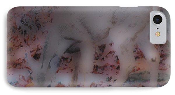 Soft Touch Art 1 Phone Case by Debra     Vatalaro