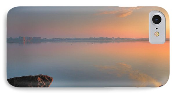 Softly Comes The Dawn IPhone Case by Steven Ainsworth