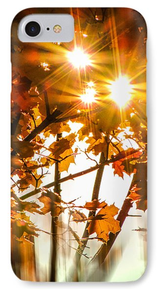 IPhone Case featuring the photograph Solar Blast by Glenn Feron