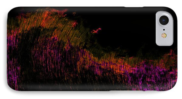Solar Flare Phone Case by Christopher Gaston