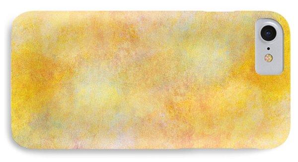 Solar Heat Abstract Art Phone Case by Ann Powell
