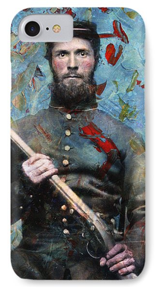 Soldier Fellow 2 IPhone Case