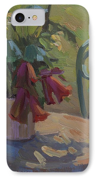 Soliel Provence IPhone Case by Diane McClary