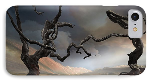 Solitary Together Phone Case by Igor Zenin