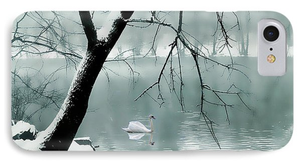 Solitude IPhone Case by Jessica Jenney