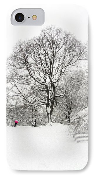 Solitude IPhone Case by Nishanth Gopinathan