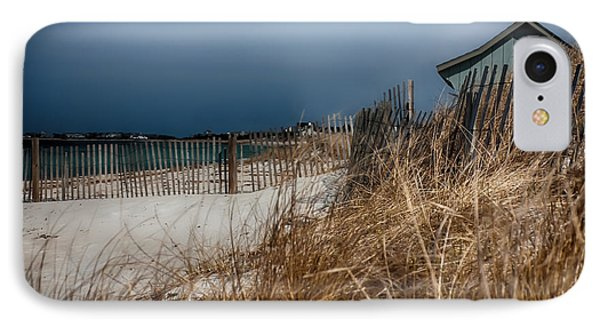 Solitude On The Cape Phone Case by Jeff Folger