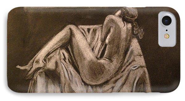 Solitude IPhone Case by Renee Michelle Wenker