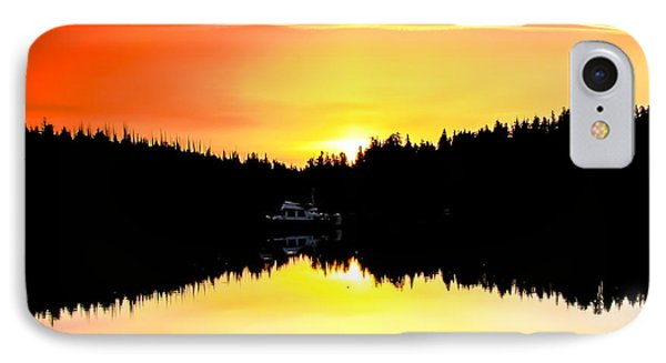 Solitude Phone Case by Robert Bales
